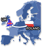 Poland - UK Parcels